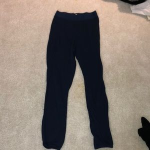 Navy Sweatpants from Juicy by Juicy Couture